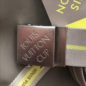 💛Louis Vuitton vintage belt limited edition piece